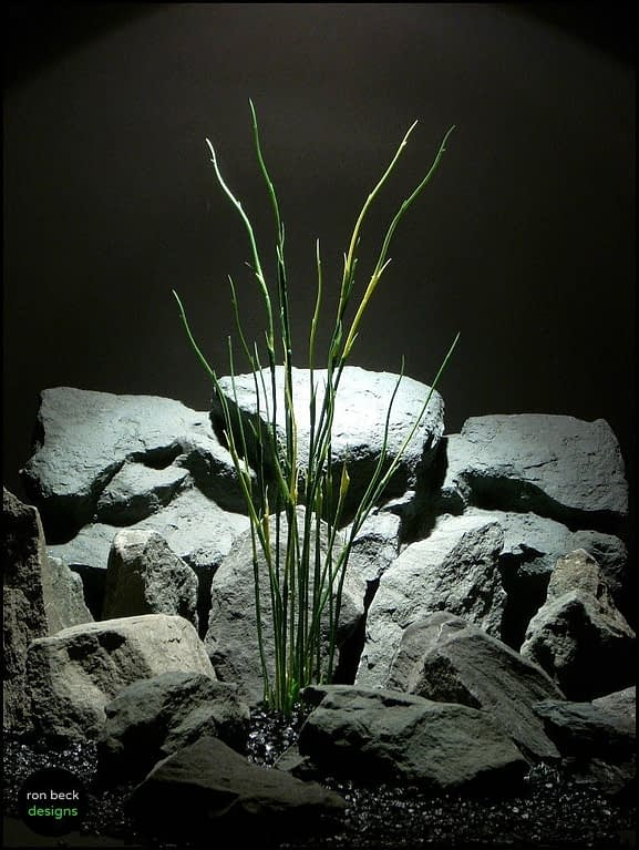 artificial aquarium plants high reeds pap140 from ron beck designs