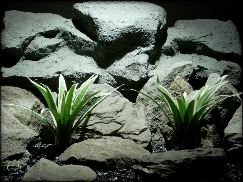 artificial Dracaena fragrans | Silk reptile plants | srp263