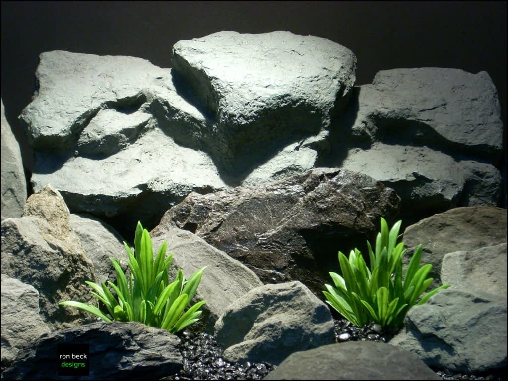 faux aquarium plants green river grass from ron beck designs, pap208