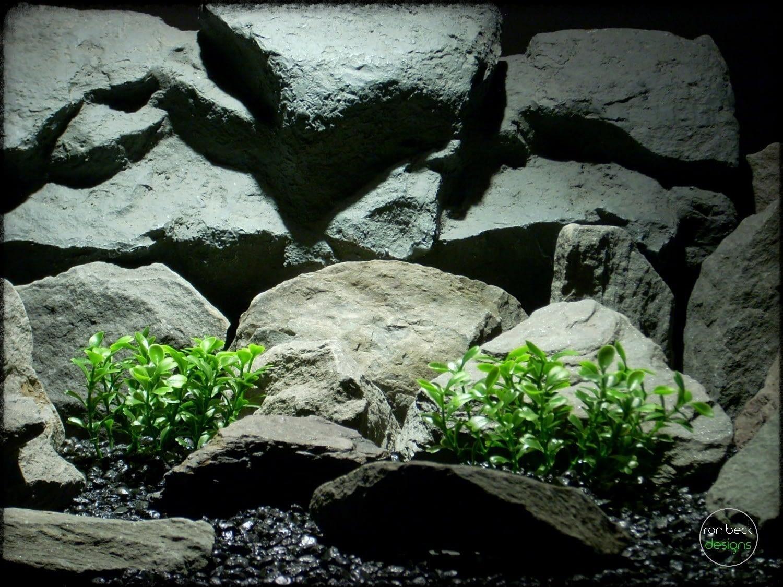 boxwood bushes   artificial aquarium plants. pap254