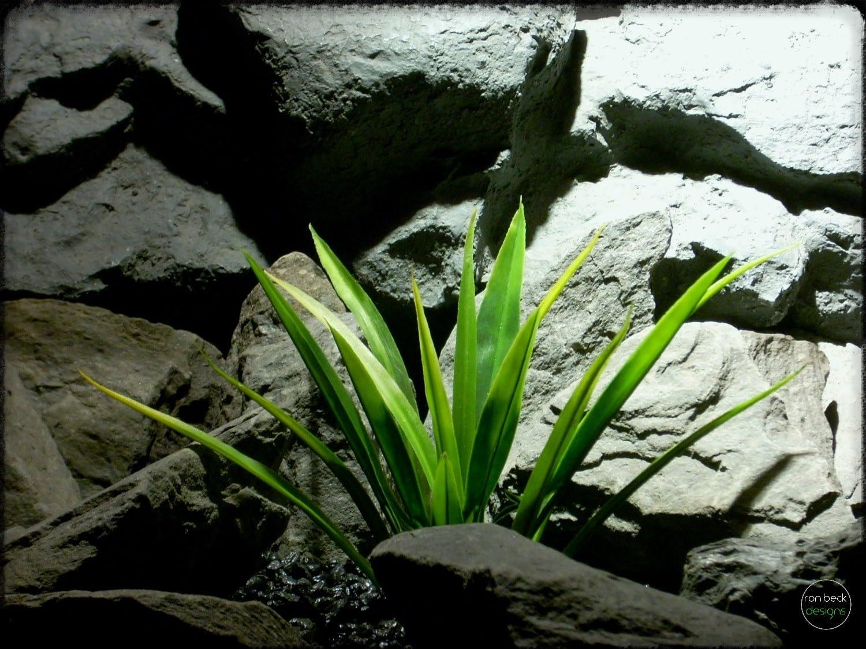artificial aquarium plant arrowhead grass pap260 3