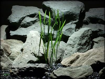 Bamboo Canes Shoots - Artificial aquarium Plant parp297