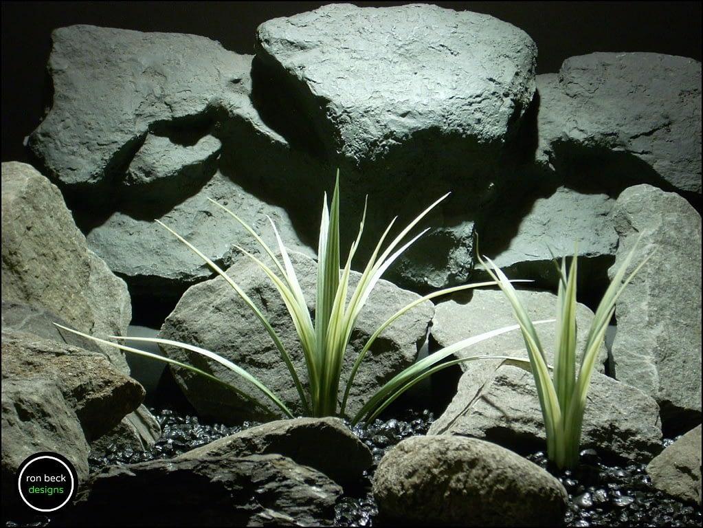 plastic aquarium plants vanilla grass pap166 from ron beck designs