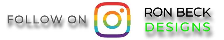 Instagram - ron beck designs 825 150