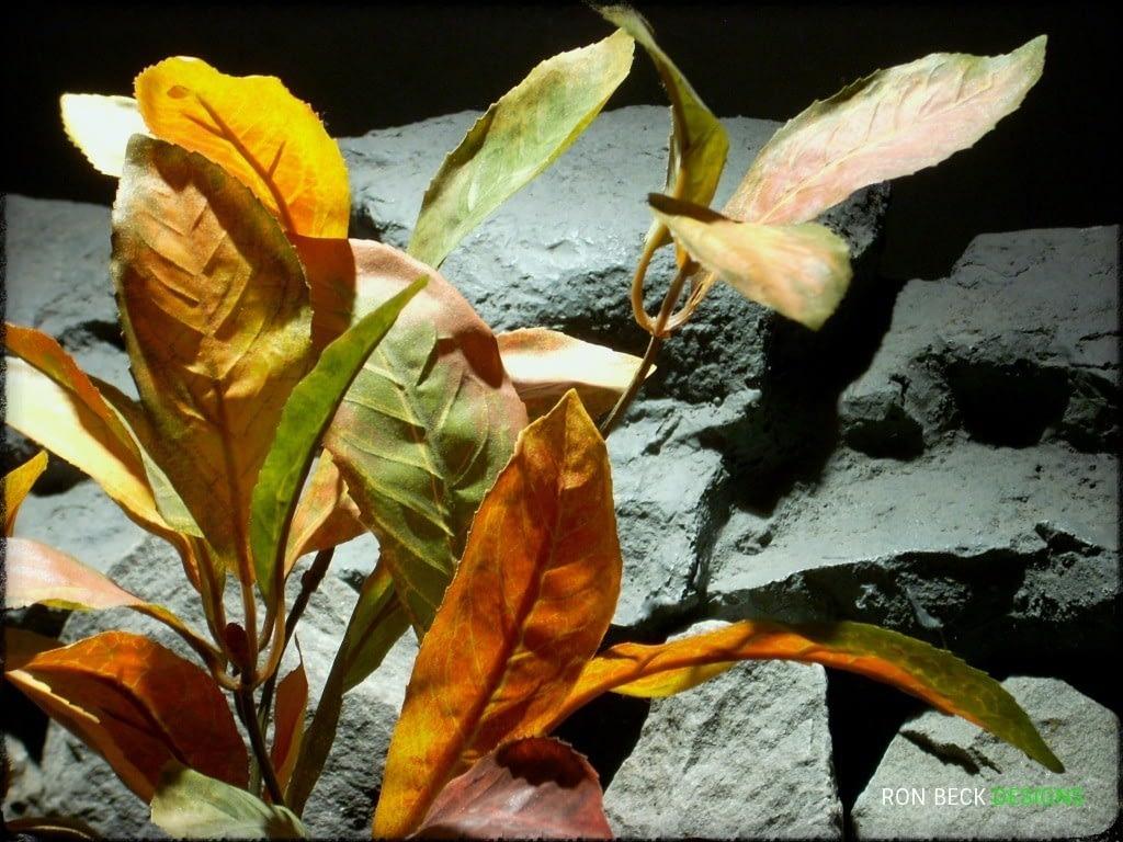 Mountain Laurel Fall Colors srp313 silk ron beck designs 3