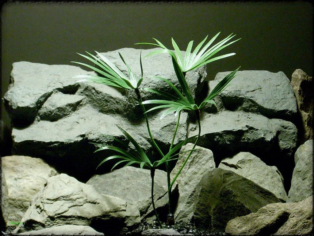 Artificial Papyrus Plant - Artificial Reptile Plant - Ron Beck Designs - prp310