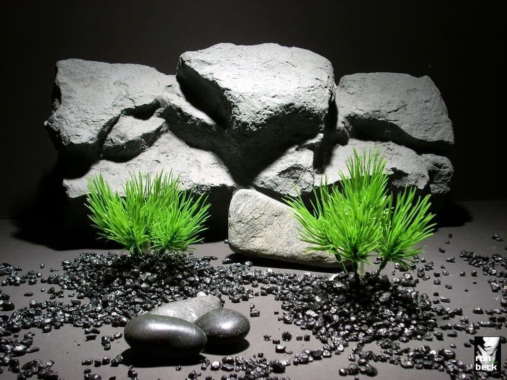 plastic aquarium plants pine grass pap185 plastic. ron beck designs
