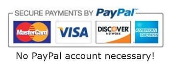 secure payments with paypal from ron beck designs 513 200