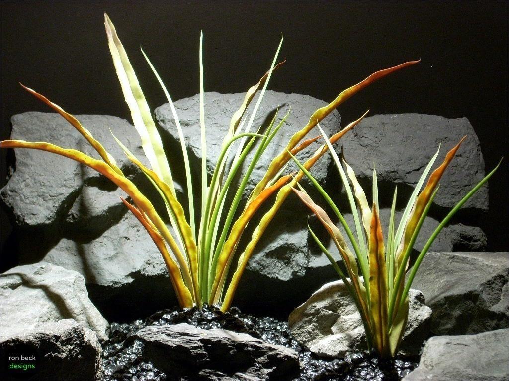 plastic aquarium plants wild grass pap080 ron beck designs