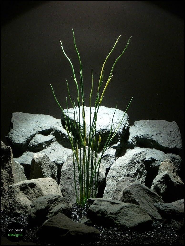 artificial aquarium plants high reeds pap140 from ron beck designs