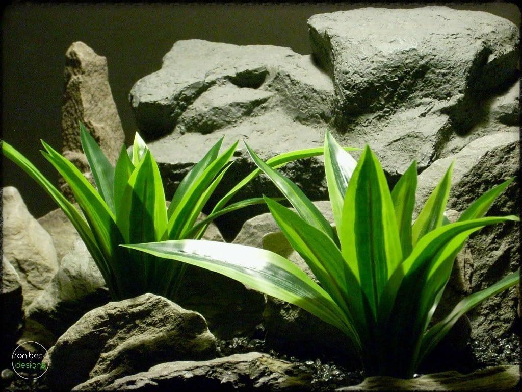 Artificial Dracaena Fragraus - Silk Reptile Plants srp278 2