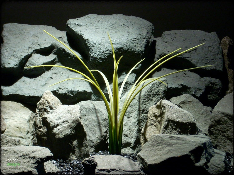 Artificial Nile Grass - Artificial Aquarium Plant parp296